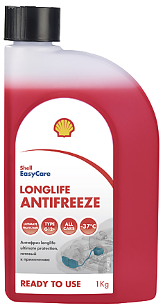 Shell Longlife Ultimate prot.